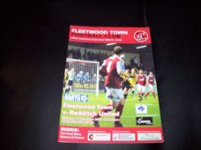 Fleetwood Town v Redditch United, 2009/10